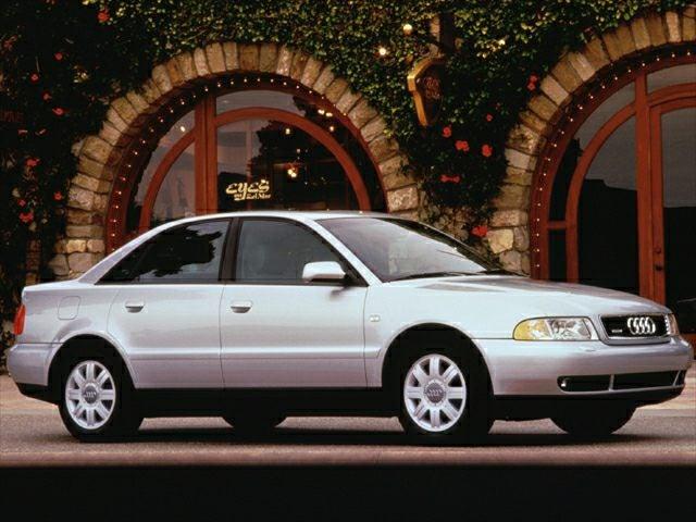 2001 Audi A4 28 Quattro