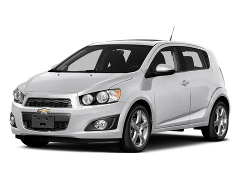 2016 Chevrolet Sonic Lt In Hagerstown Md Younger Mitsubishi