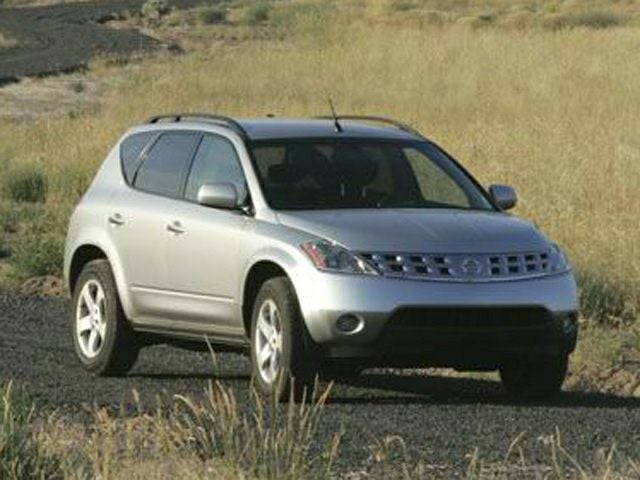 Used 2005 Nissan Murano In Hagerstown Md Near Frederick