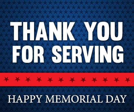 Happy memorial day from younger mitsubishi uncategorized for Mercedes benz of owings mills staff