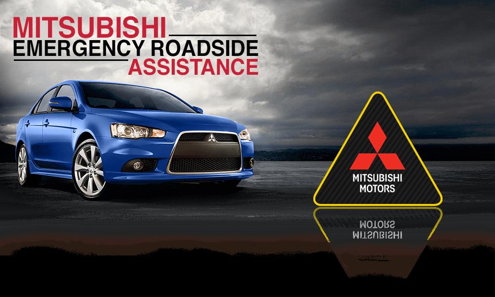 Mitsubishi Roadside Assistance Program At Younger Mitsubishi - Mitsubishi roadside