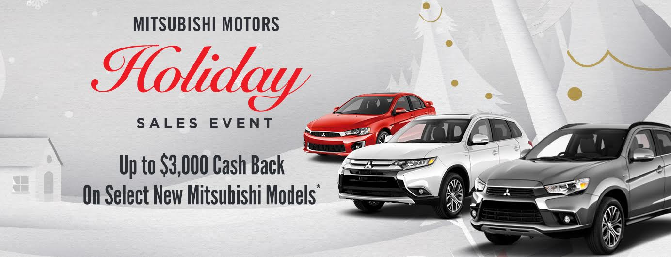 Don't Miss December Specials At Younger Mitsubishi | Uncategorized
